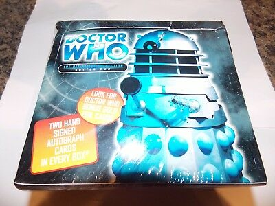 Dr Who Series Two Sealed Box