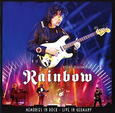 Ritchie Blackmores Rainbow - Memories In Rock Live In Germany [CD]