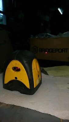CST/Berger Lasermark MP5 Five Beam Self-Leveling Laser Level used working