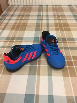 Adidas Astro Turf Youths Trainers Size 12