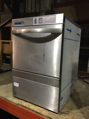 Winterhalter GS402 Commercial Dishwasher/Glasswasher ideal for small space