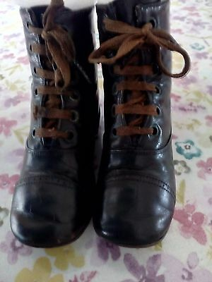 Antique Childs/Baby Boots