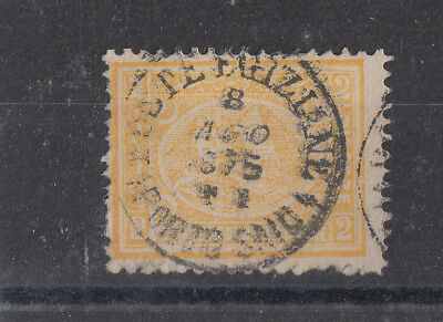 Egypt 1875 Fine Port Said Cancel On 2pi SG32/39?