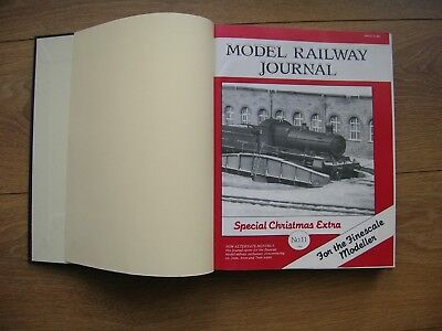 Model Railway Journal-Bound Volume.numbers 11-20.immaculate,wildswan Publication