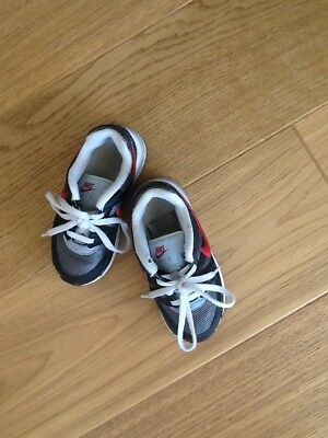 Baby Boy Nike Trainers Air Max Size 8.5