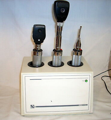 Welch Allyn Ophthalmoscope, Retinoscope, and Transilluminator With Charger