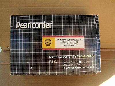 Pearlcorder Rs12 Foot Switch