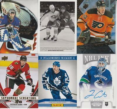 2013-14 Panini Franchise Greats Doug Gilmour - Toronto Maple Leafs