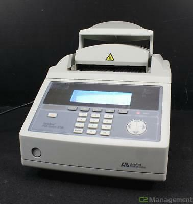 Applied Biosystems GeneAmp PCR System 9700 Thermal Cycler with Dual 96 Well Bloc