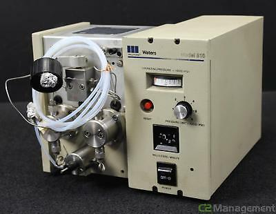 Waters 510 HPLC Solvent Pump Liquid Chromatography
