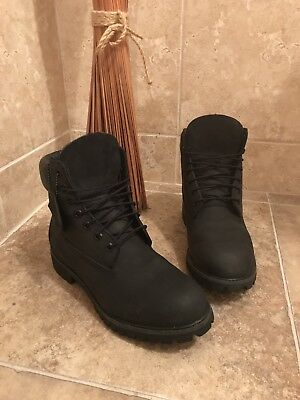 Timberland Boots 6 Inch UK SIZE 9.5