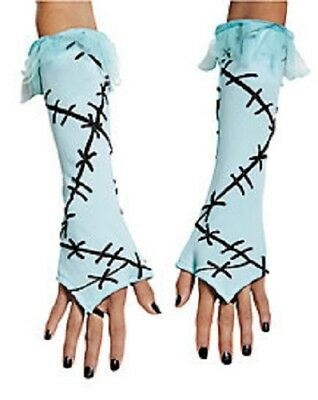 Nightmare Before Christmas Sally Stitched Gloves -NEW!!