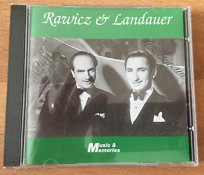 Rawicz and Landauer  Classic Piano Duo Compilation CD