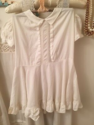 Vintage Edwardian  Childs Dress
