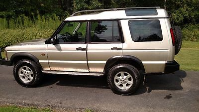2003 Land Rover Discovery S Land Rover Discovery 2 with 300 TDI