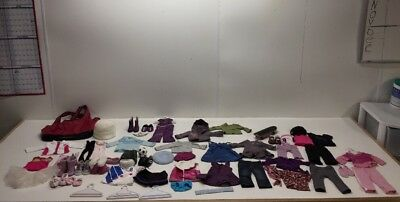 American Girl Doll - Clothing/Accessories Lot GUC