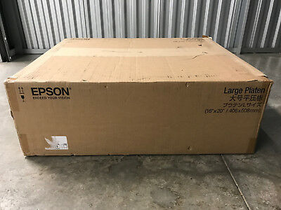 """Epson SureColor SC-F2000 DTG Large Platen 16"""" x 20"""" - Brand New & Sealed"""