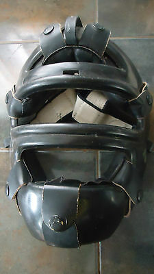 Vintage Baseball Umpires Catchers Mask