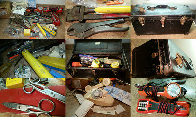 Bell System Toolbox, Misc. Bell Systems tools & equipment, Misc. tools $400 OBO