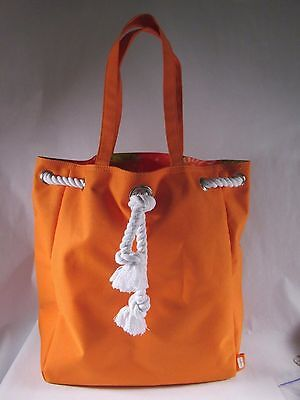 Clinique Beach Bag New Never Used Book Tote Reusable Craft Shoulder Bag