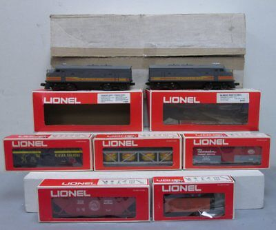 Lionel 6-1579 Milwaukee Road Service Station Special Set/Box