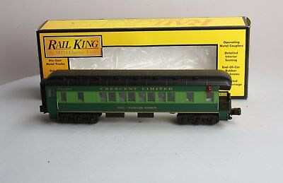 "MTH 30-6240-4 Southern ""Joel Chandler Harris"" Crescent Observation Car LN/Box"