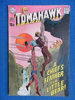 Tomahawk # 125 - (Fine) - A Chief's Feather For Little Bear
