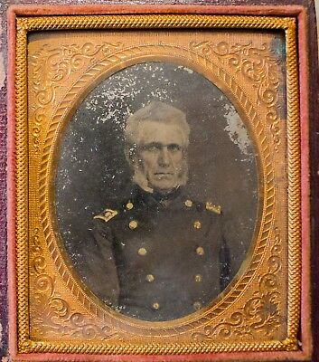Original Civil War Photograph Tin Type