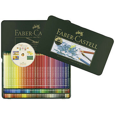 Faber-Castell - Albrecht Durer Watercolor Pencils - Tin of 120