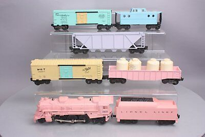 Lionel 1587S Girls' Train Set- Repainted (Look a Like)