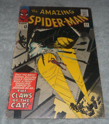 Amazing Spider-Man #30 VG- (Silver Age Marvel)