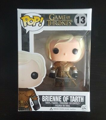 Funko Pop! Game of Thrones Brienne of Tarth #13