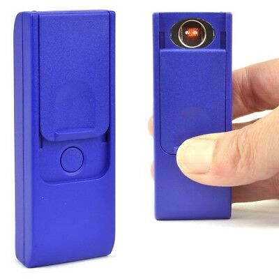 VIBE E-ssential USB Rechargeable Electronic Lighter w/Built-in LED Flashlight