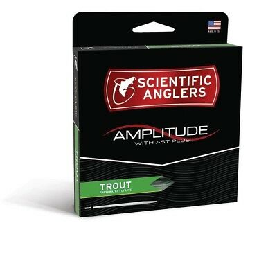 Scientific Anglers Amplitude Trout Blue/Bamboo/Blue Heron