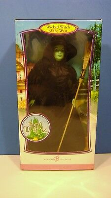 2006 Barbie Collector Pink Label WICKED WITCH OF THE WEST Wizard of Oz HTF