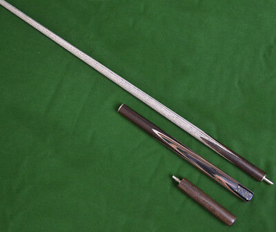 Brand New 3/4 Handmade Snooker Cue With Ash Shaft With Small tip 8.5mm tip