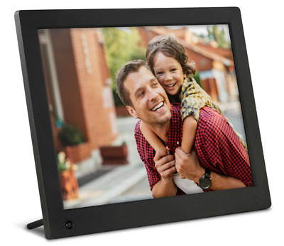 Digital Photo Picture And HD Video Frame With Hu Motion Sensor 8GB Thumb Memory