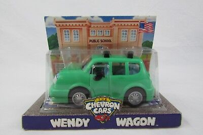 The Chevron Cars Wendy Wagon Never Opened