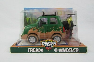 The Chevron Cars Freddy 4 Wheeler Never Opened