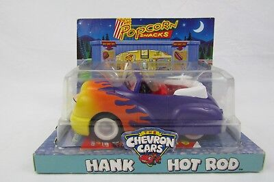 The Chevron Cars Hank Hotrod Never Opened
