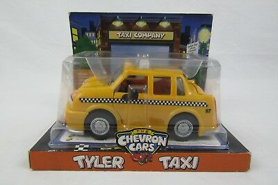 The Chevron Cars Tyler Taxi Never Opened