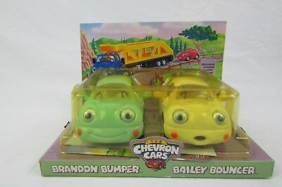 The Chevron Cars Brandon Bumper & Baily Bouncer Never Opened