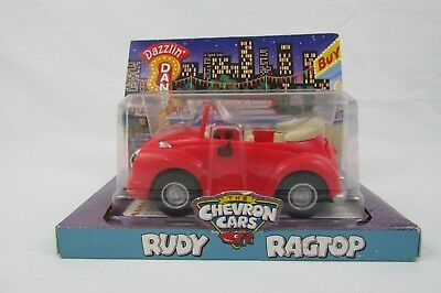 The Chevron Cars Rudy Ragtop Never Opened