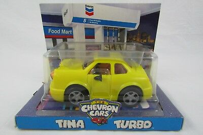 The Chevron Cars Tina Turbo Never Opened