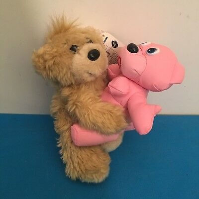 """Bad Taste Bears Roger novelty collectible plush 7"""" New Discontinued HTF"""