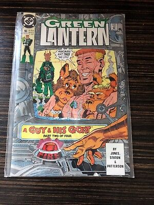 Green Lantern Comic No.10 Mar 91