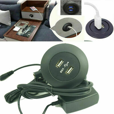 DC5V Dual USB outlet for office chair Massage Spa Chair Remote Recliner Sofa
