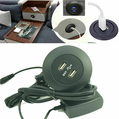 Okin Limoss Lift Chair charger/Power Recliner DUAL USB Post Charger adpater