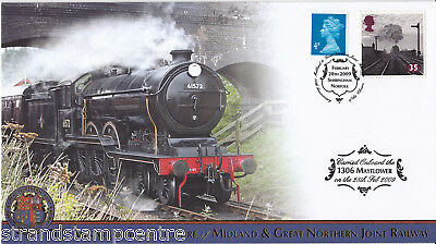 2009 Midland & Gt Northern Closure 50th Anniv - Buckingham 'Railway' Series Cvr
