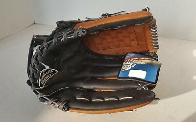 "Louisville Slugger Tpx 12.5"" With Bruise Guard Leather Palm Left Hand"